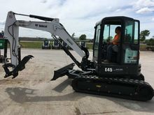 2016 Bobcat E45 T4 Long Arm