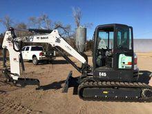 2016 Bobcat E45 T4 Extendable A