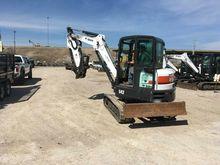 2016 Bobcat E42 T4 Extendable A