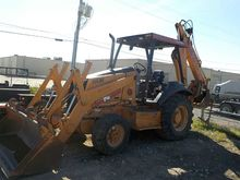 2005 Case Construction 580M Ser