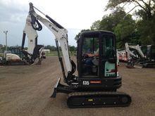 2014 Bobcat E35 (Extendable Arm