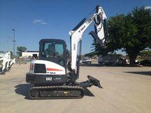 2015 Bobcat E42 T4 Extendable A
