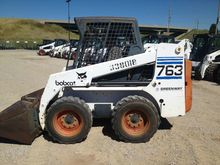 Used 2000 Bobcat 763