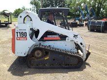 2012 Bobcat T190