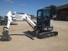 2015 Bobcat E26 T4