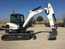 2016 Bobcat E55 Extendable Arm