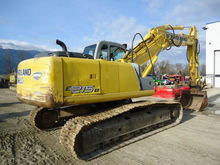 2007 NEW HOLLAND E215B