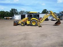 2005 NEW HOLLAND LB90B