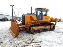 Used 2010 DEERE 850J