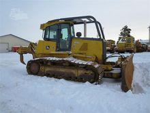 Used 2008 DEERE 850J