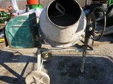 Used Cement Mixer in