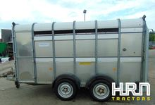 Ifor Williams Cattle Float