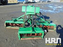 Ransomes TM214 Triple Mower