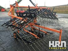 Parmiter Grass Harrow