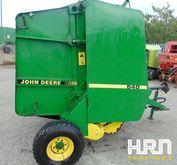 Used John Deere 540