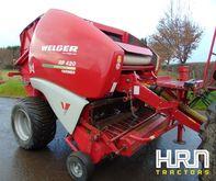 Used Welger RP420 in