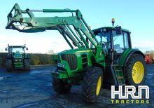 2011 John Deere 6630 Premium