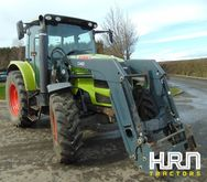 2008 Claas Ares 557ATX