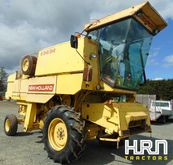 1982 New Holland Clayson 8050