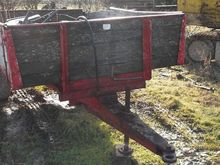 Tipping trailer 3 ton