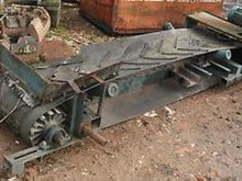 Conveyor powered by electric mo