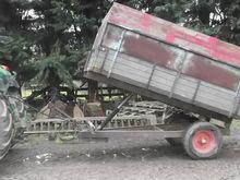3 ton tipping trailer Wheatley