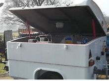 Water Chlorination Trailer by W