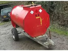 Fuel Bowser Bunded Fast tow 150