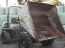 Terex PT 6000 6 Tonne Dumper 20