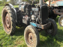 Used Fordson Major T