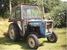 Used Ford 3600 tract