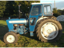 Used Ford Ford 4000