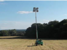 SMC TL 35 Lighting Tower SMC TL