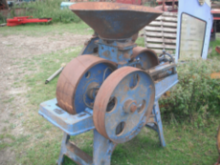 Used BMH Roller Mill