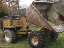 Wnget Dumper 6 Ton