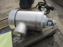 Used Pump, Gear, 2 H