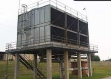 Refrig, Cooling Tower, 350 Ton,