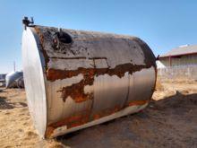 Tank, 7,190 Gallon, S/st, 10' X
