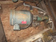 Pump, Centrif., 1 HP, 316 S/st,