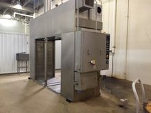 Oven, Smokehouse, 2-Truck, S/st