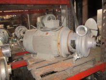 Pump, Centrif., 32 HP, S/st, 4-