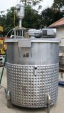 Used Tank, 528 Gallo