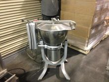 Used Mixer, Vertical