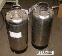 Used Tank, 5 Gallon,