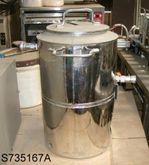 Used Tank, 2 Gallon,