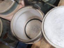 """Mill, Jars, 9.5"""" x 12"""", US Ston"""