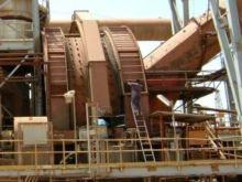 Mill, Sag, 30' x 7', Allis Mine