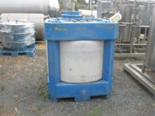 Used Tank, 220 Gallo