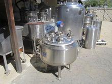 Tank, 40 Gallon, 316L S/st, Fel