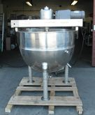Used Kettle, 200 Gal